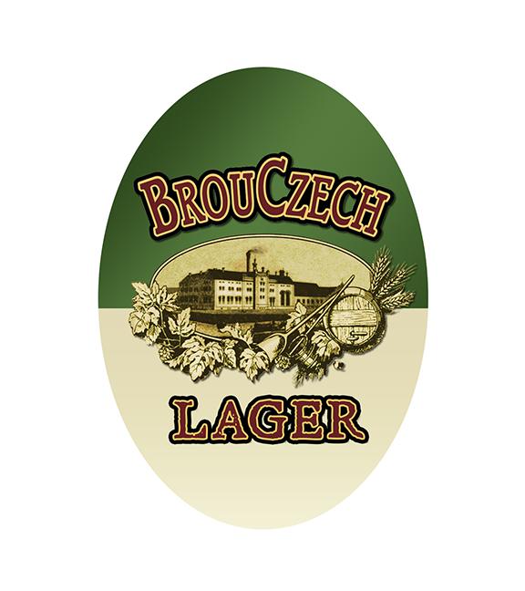 BrouCzech Lager