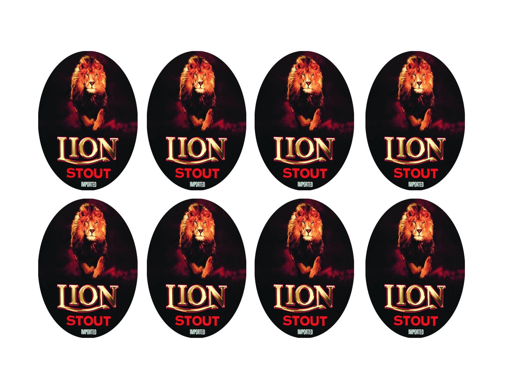 lion oval sticker sheet.jpg