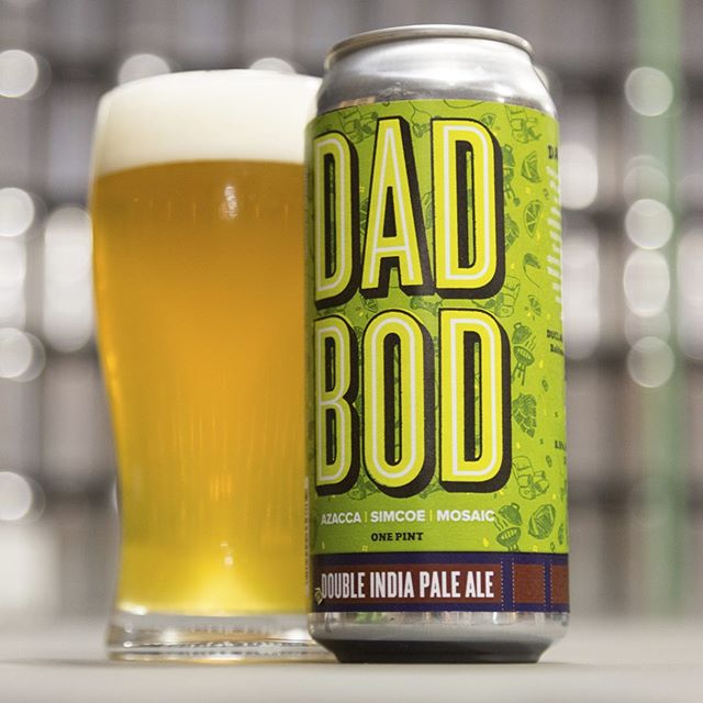 Happy Father's Day to all the dad bods out there ! We love you ! 🍻 . . . . #localbeer #nyclocal #dadbod #duclawbrewing #dadbodipa #ipa #craftbeer #craftbeernyc #nyclocal #nycbeerevents