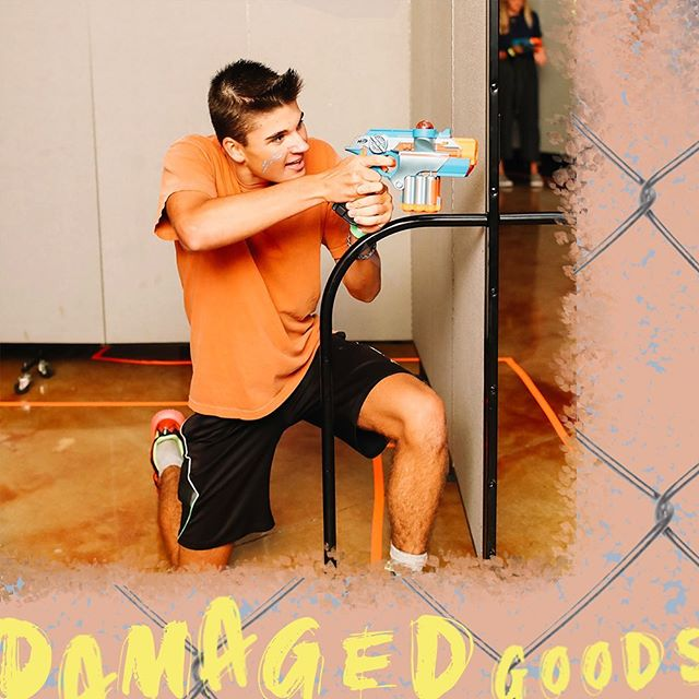 THREE good reasons you won't want to miss Damaged Goods-week 2....[1] We have an awesome guest speaker coming out. [2] Another FREE D-Now spot will be given away [3] We'll have pretzels. Need we say more?? *** TONIGHT *** 6:15p *** BE THERE
