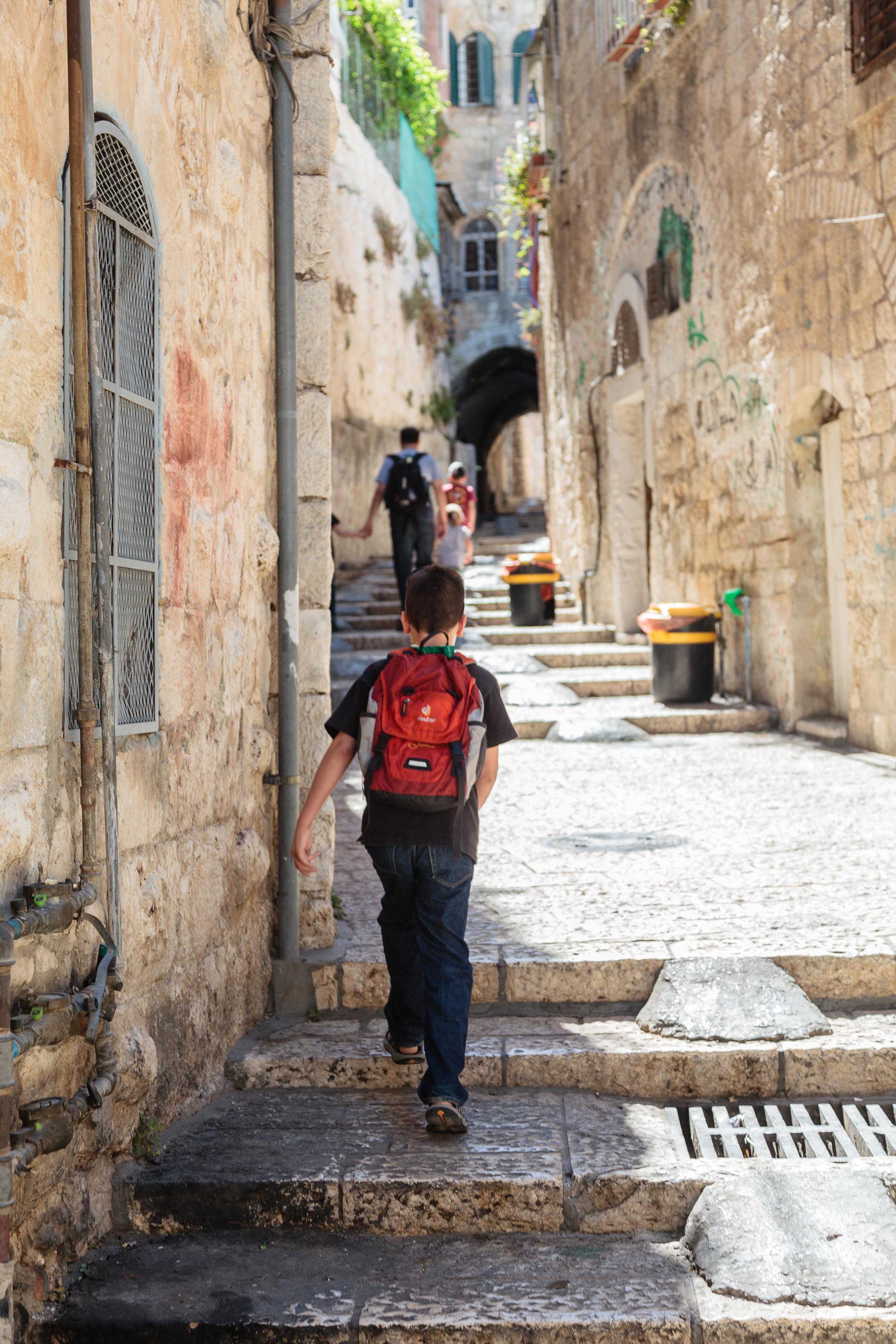 Old City, Jerusalem, 2012
