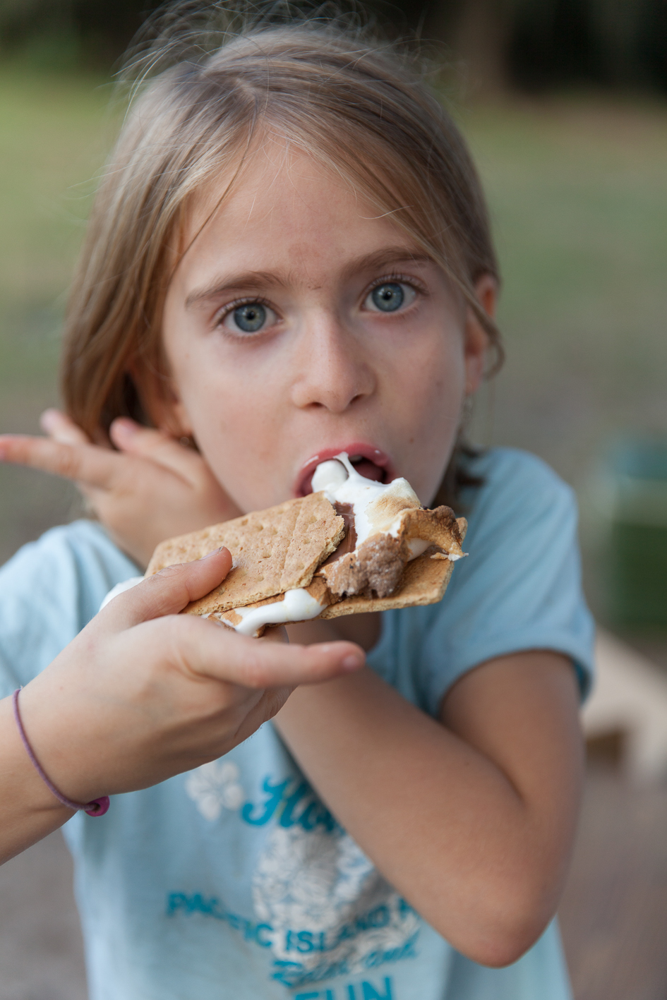 S'mores in Florida!