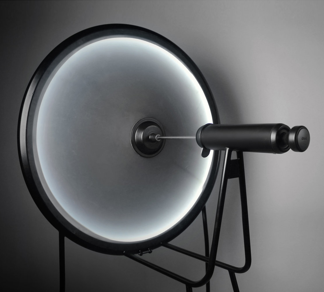 Black Hole Lamp