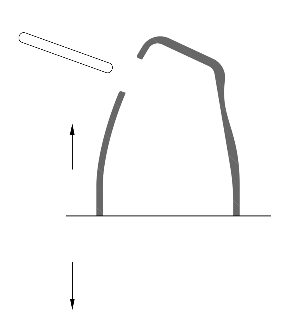 Pull Angle