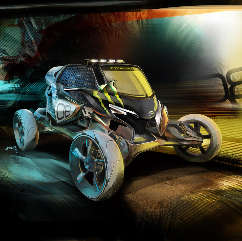Sagitta Concept Car