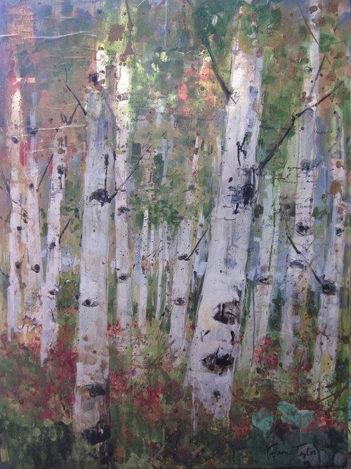 """""""Golden Aspen Trees"""""""