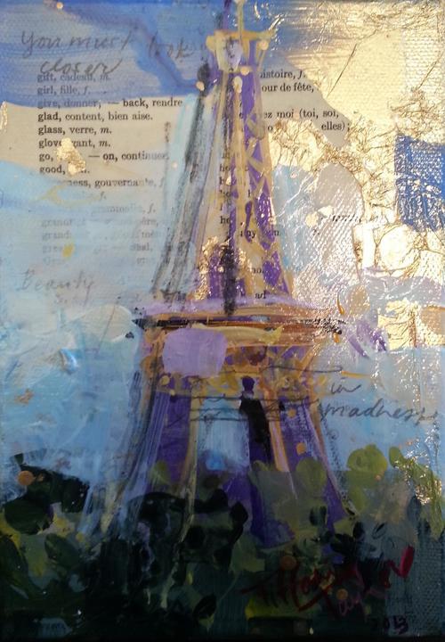 """Paris: Eiffel Tower, Beautiful Madness…"""