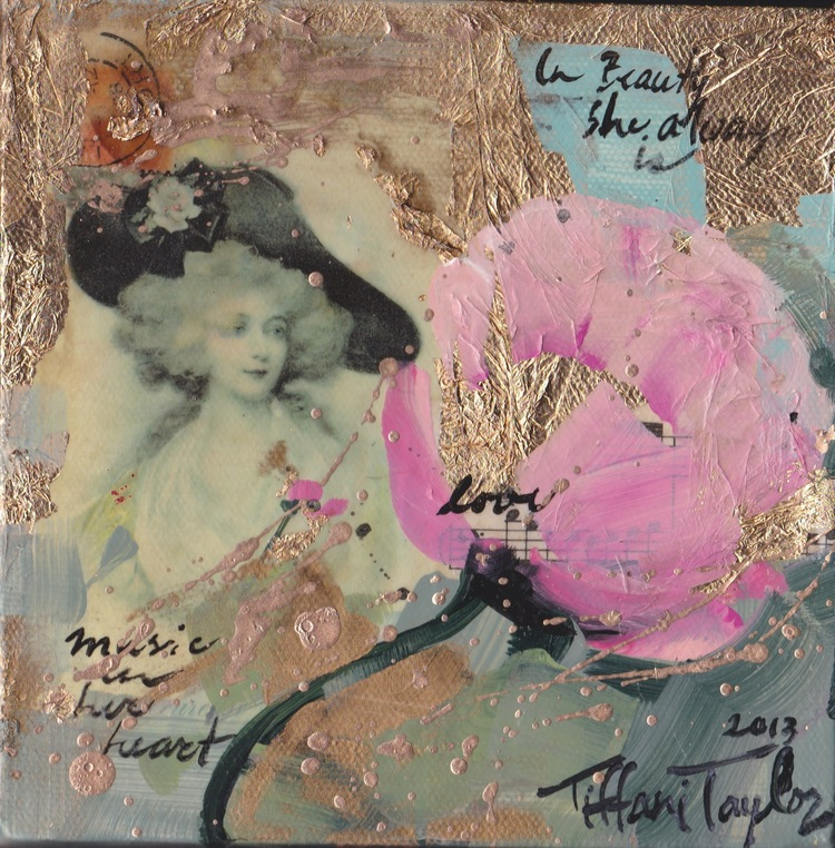 Pink Poppy:  In Beauty She Always is...