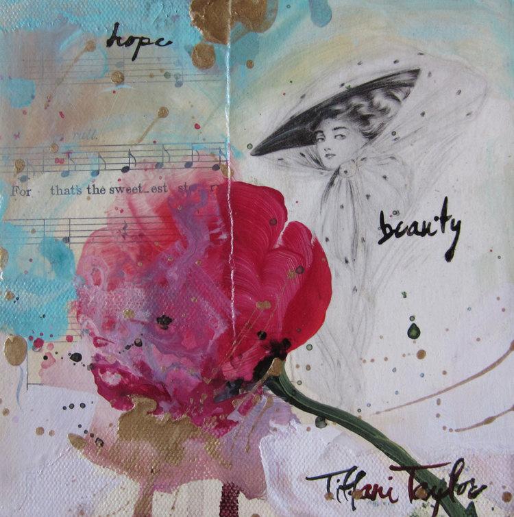 Poppy:  Hope, Beauty...