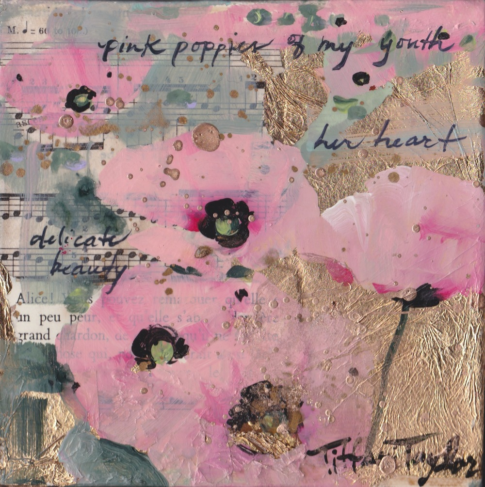 Pink Poppies: Her Heart