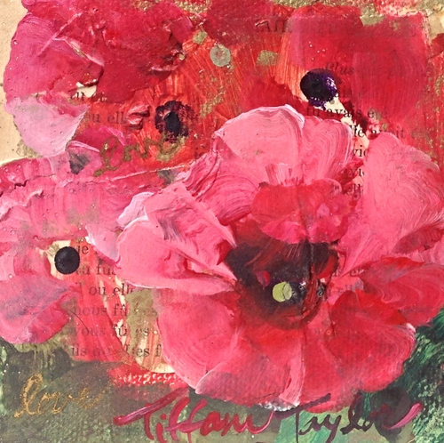 Love, Love:  French Poppies