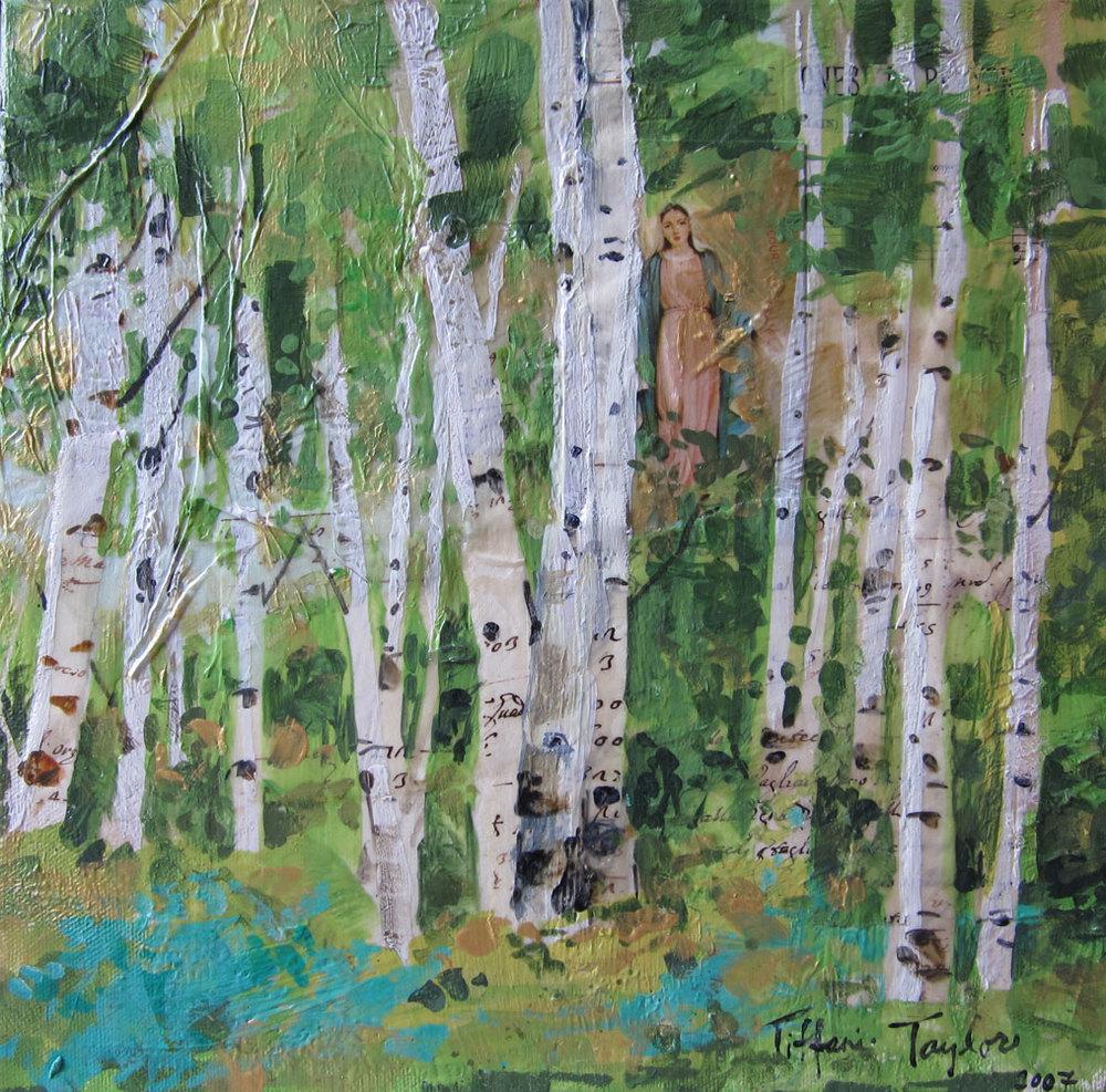 Aspen Trees:  A Prayer