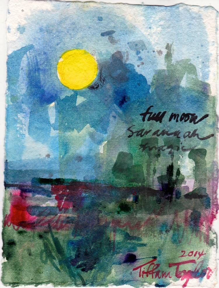 Savannah: Full Moon