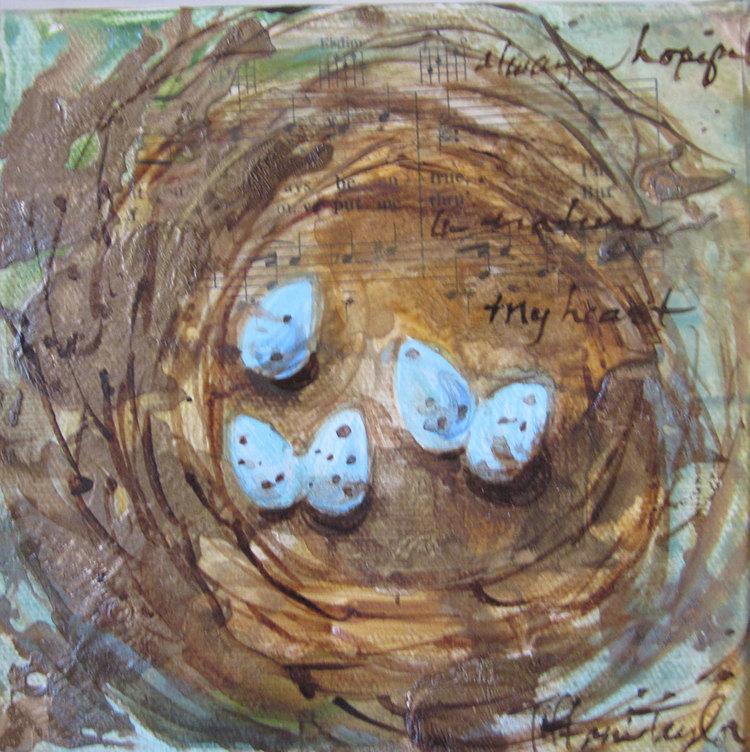 Nest:  Always Hopeful
