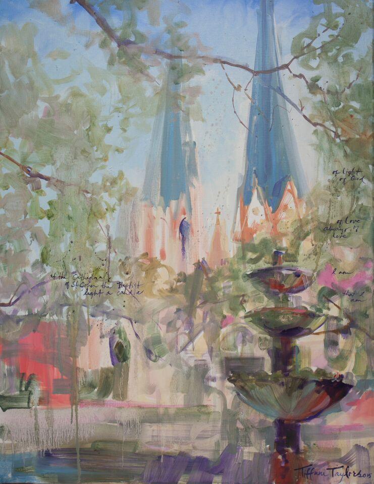 Savannah: St. John's Cathedral