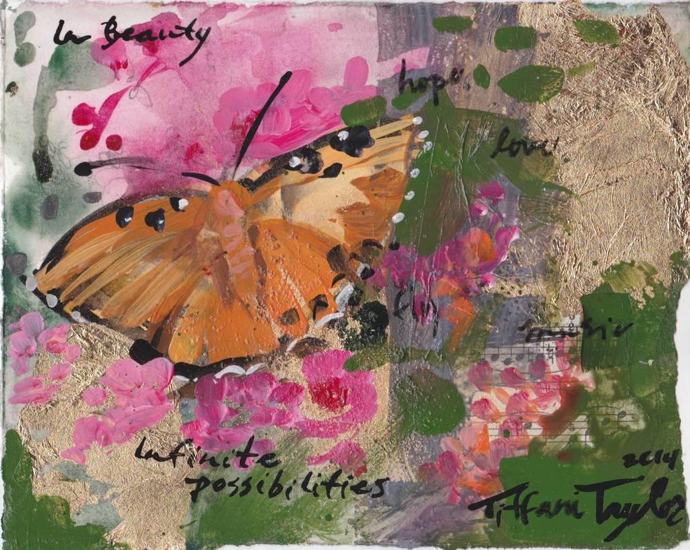 Monarch:  In Beauty