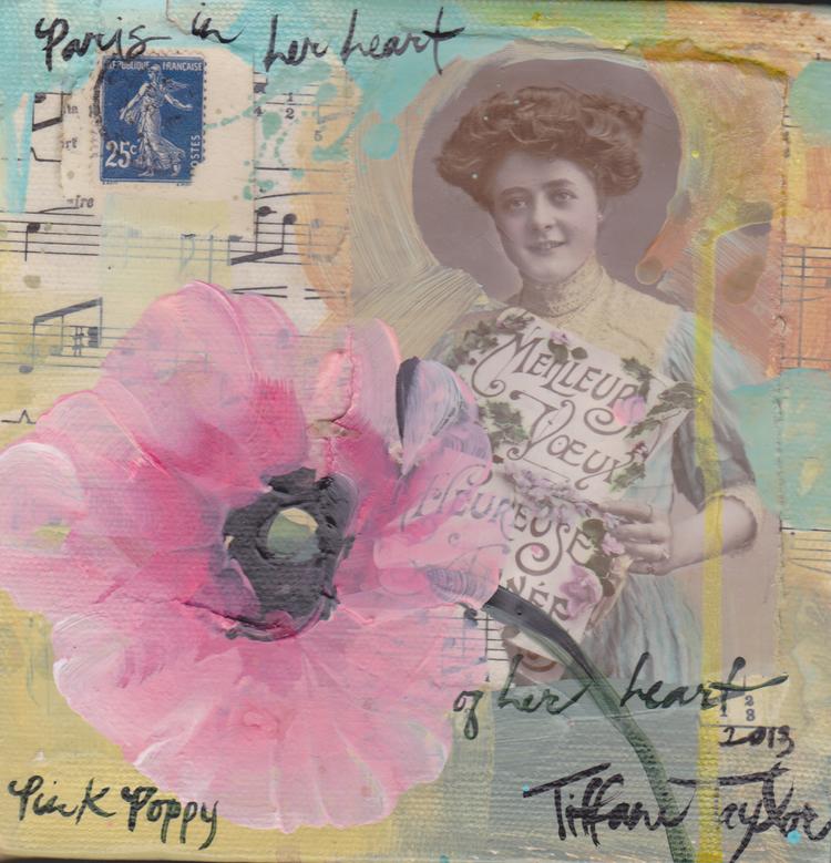 Pink Poppy: Paris, in Her Heart