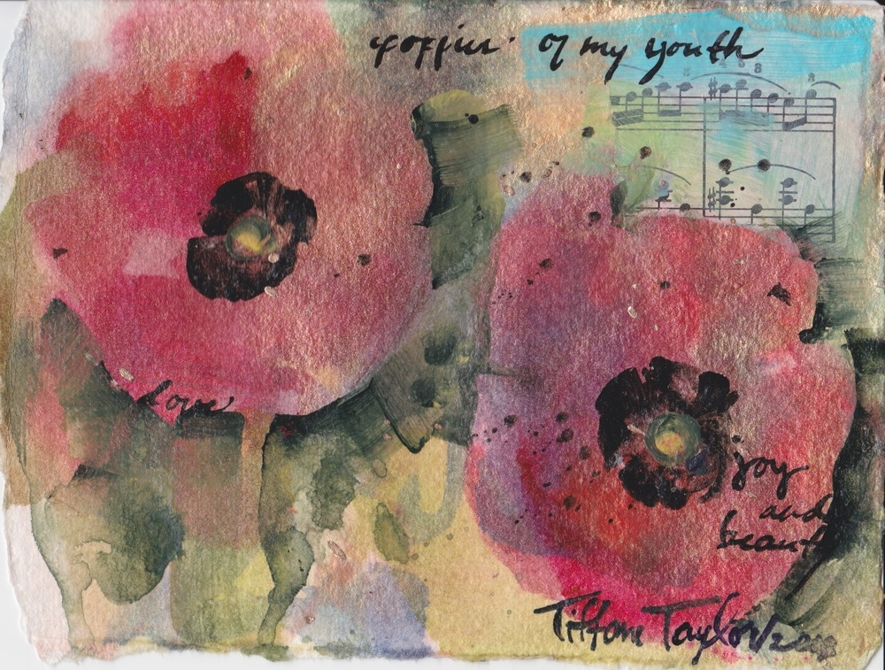 Poppies of my Youth: Love, Joy, and Beauty...