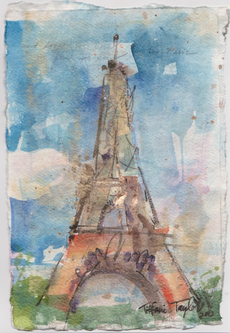 Eiffel Tower: Love is Love is Love...