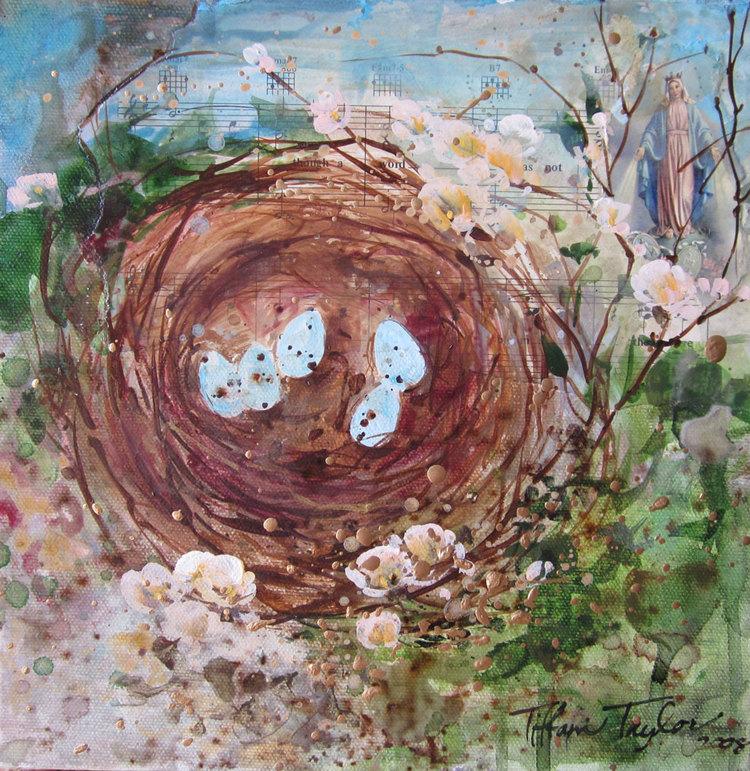 Nest: A Prayer