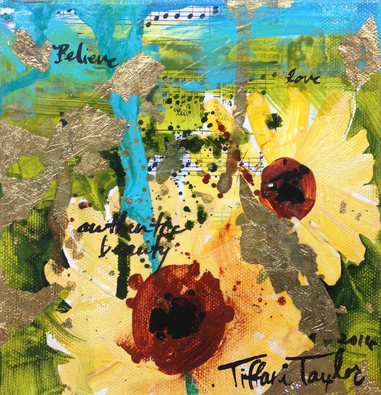 Sunflowers: Believe