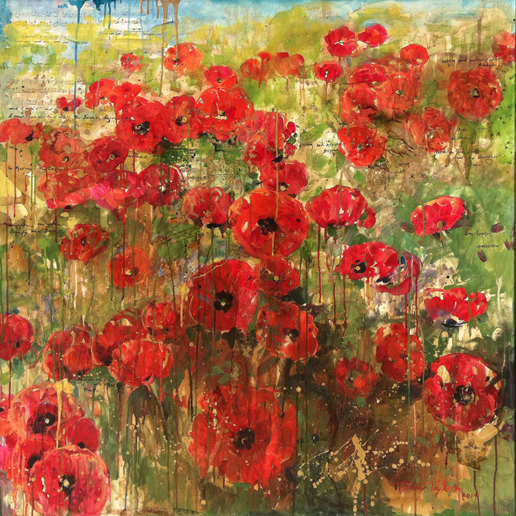 Red Poppies: Your Beauty and Divinity