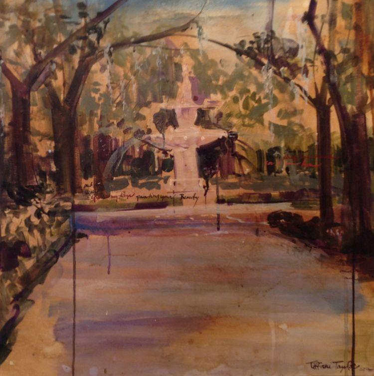 Forsyth Fountain: Sing Me to Sleep Savannah