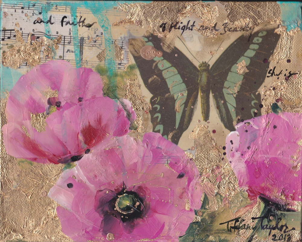 Butterfly: She is of Beauty, Faith