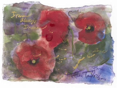 Poppies: Dream, Always Dream...