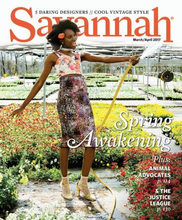Savannah Magazine April 2017