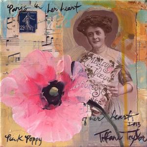 Pink Poppy: Paris in Her Heart