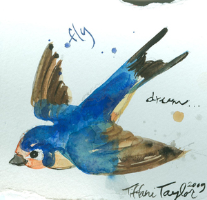 Swallow: Fly, Dream...