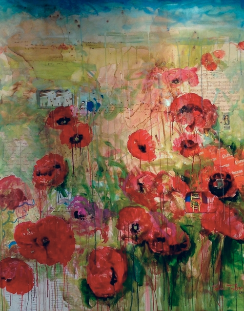 Poppies: Beauty, Madness...