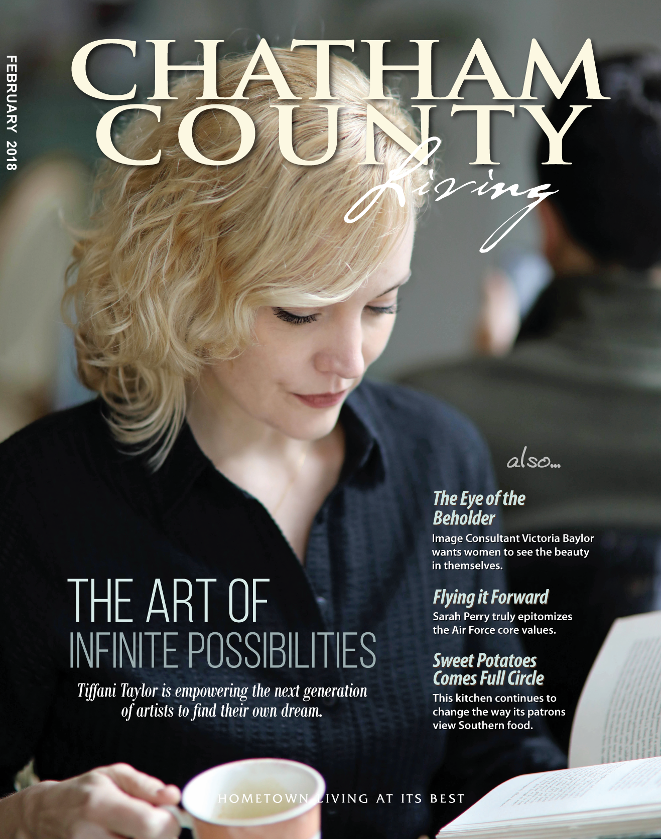 Chatham County Living February 2018