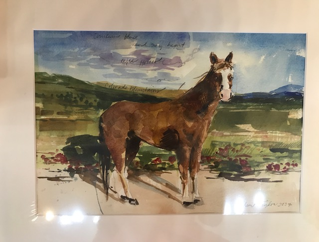 Wild Horse: My Heart