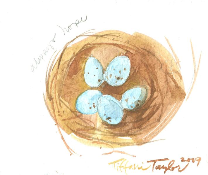 Nest: Always Hope...