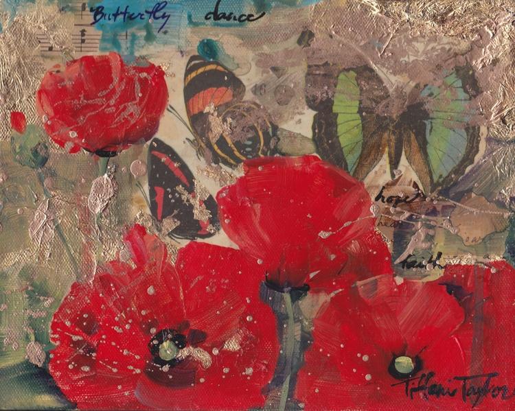 Poppies & Butterflies: Dance, Hope...