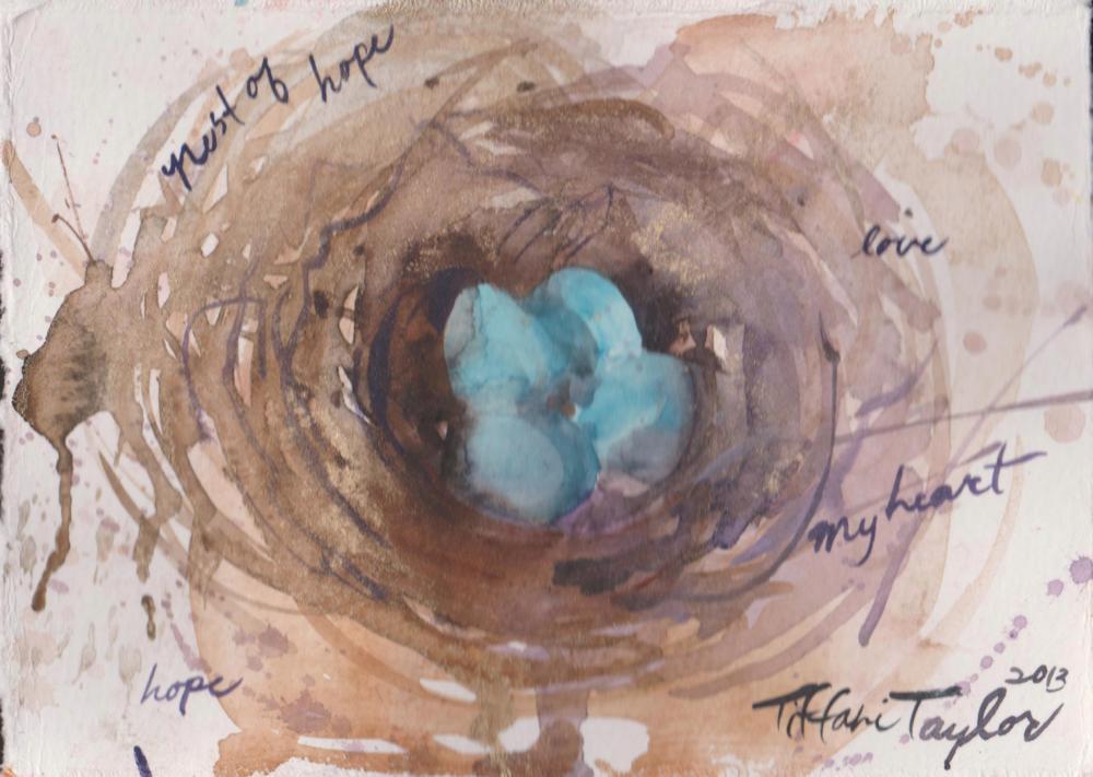 Nest of Hope: Love, Gold, Hope