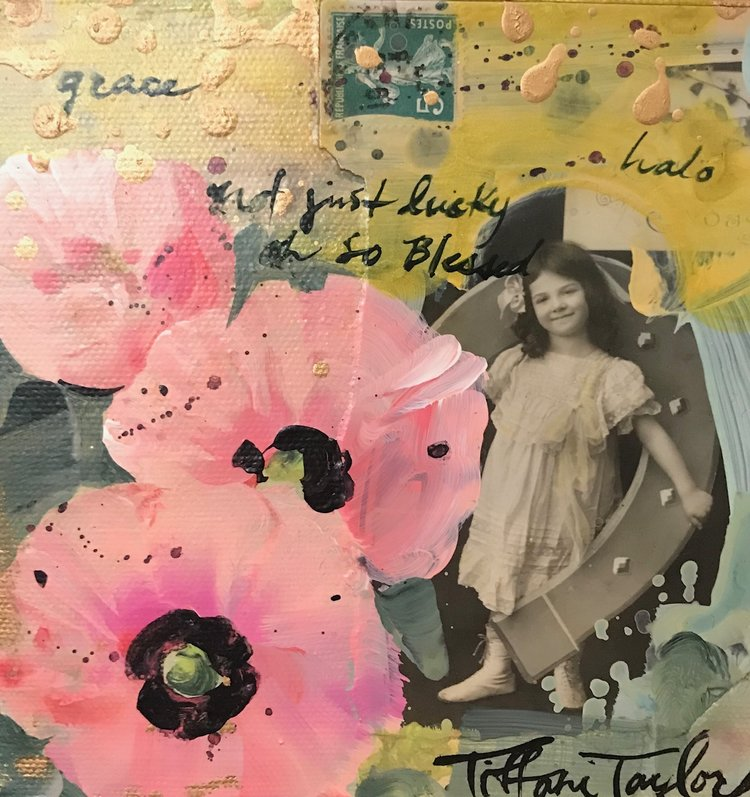 Pink Poppies: Grace