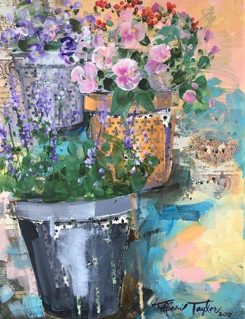 Paris Flower Market