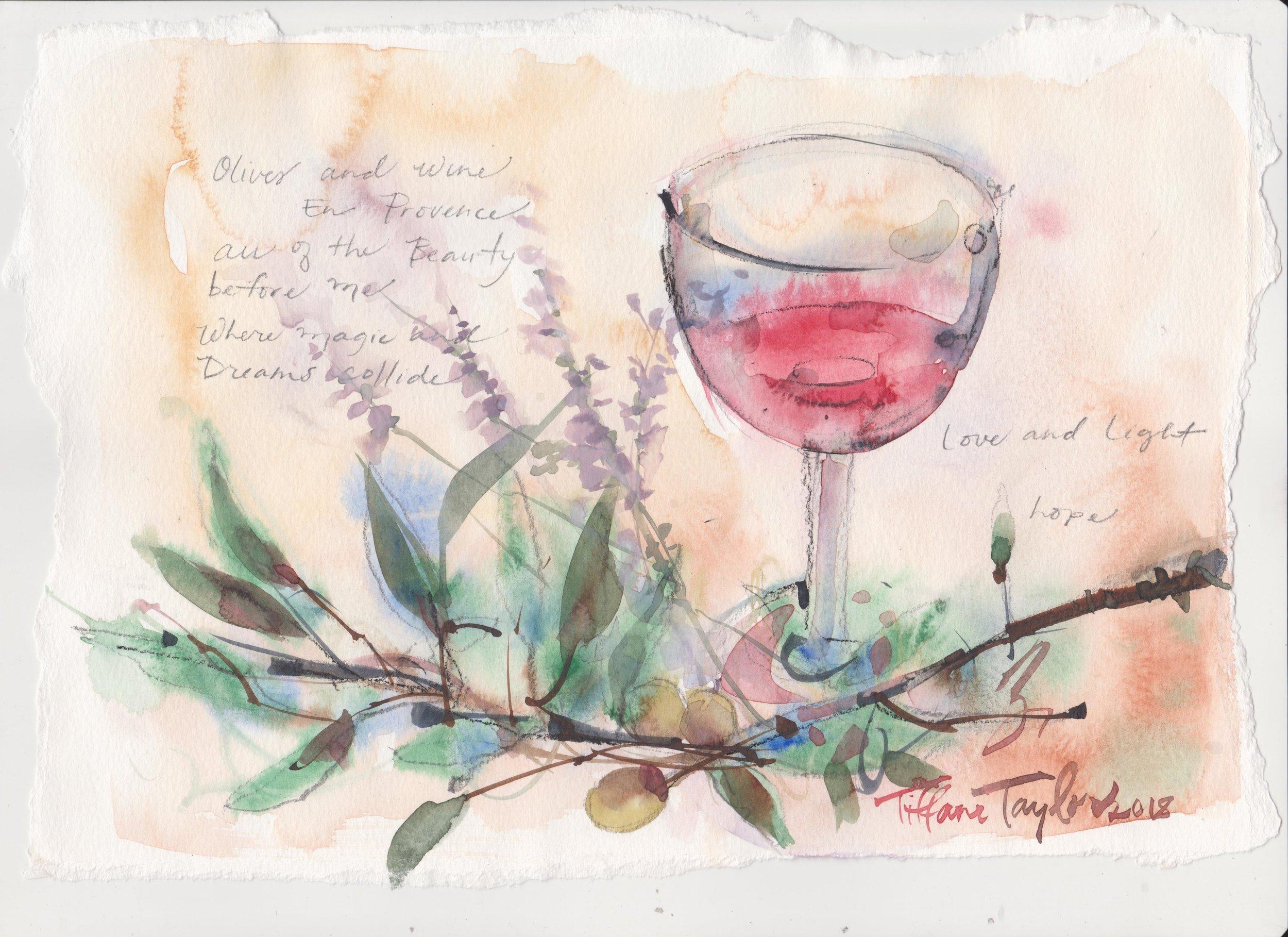 En Provence: Love & Light...