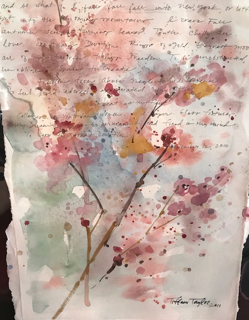 Cherry Blossoms: Poetry...