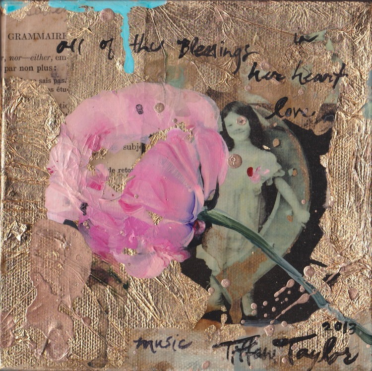 Pink Poppy: Blessings