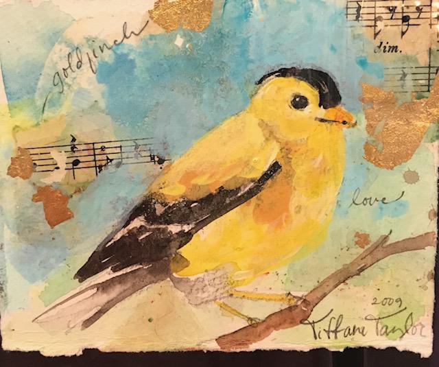 Gold Finch: Love