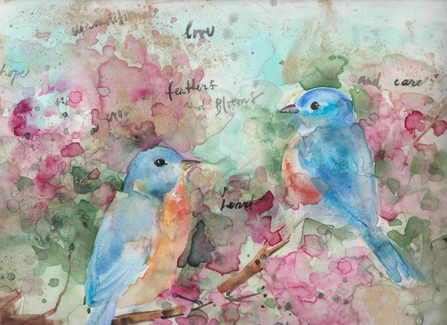 Bluebirds: Unconditional Love