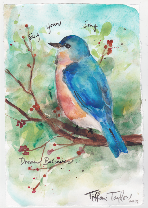 Bluebird: Sing Your Song... Dream