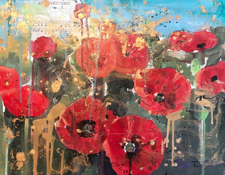 Poppies of My Youth: Beauty, Magic...