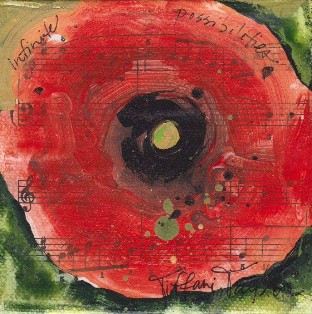 Poppy Bloom: Infinite Possibilities....