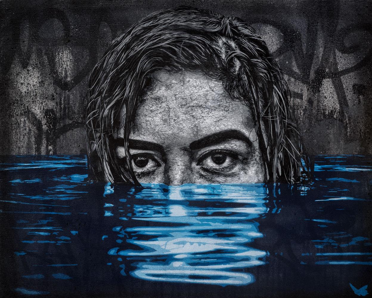Rose (Submerged)