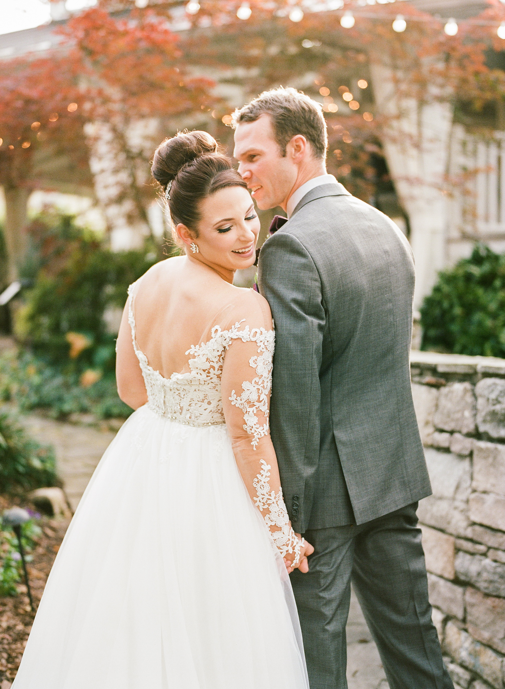 fall wedding nashville tn